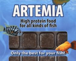 Artemia 100 Gr Blister - 24 Cube New Line M20