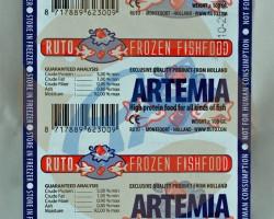 Artemia 100 Gr Blister - 20 Cube M20