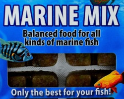 Marine Mix 100 Gr Blister - 20 Cube New Line M20