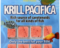 Krill Pacifica 100 Gr Blister - 24 Cube New Line M20