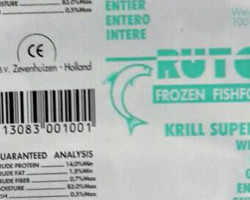 Krill Superba Whole 100 Gr Blister M20