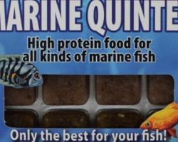 Marine Quintet 100 Gr Blister New Line M20