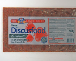 Discusfood 500 Gr Flatpack - Excellent M6