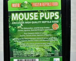 Mousepups 1-2 Gr. X 25
